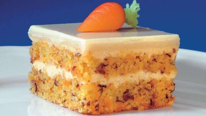 עוגת גזר שוויצרית