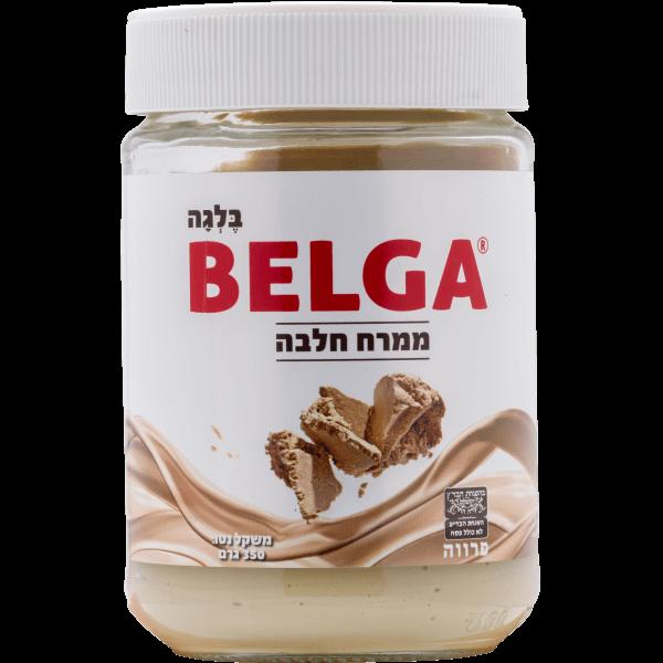ממרח חלבה פרווה בלגה BELGA